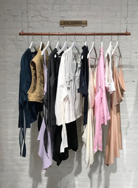 hanged clothes