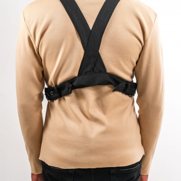 Harness body bag Back