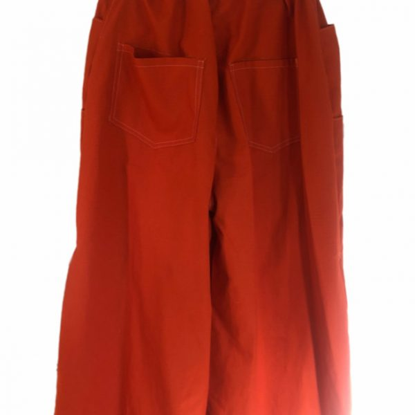 Ripstop wide legged Trousers
